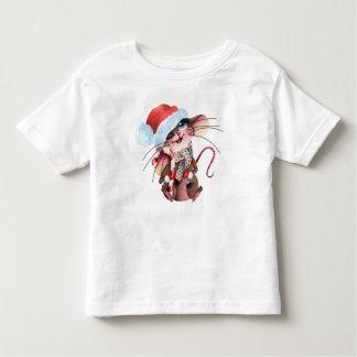 Camiseta Infantil Shirt doces para Weihnachtsmäuse