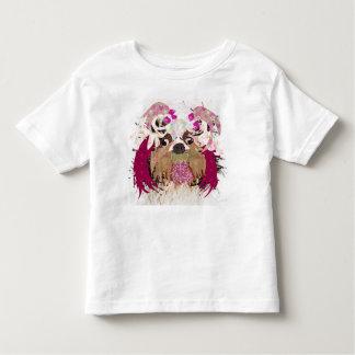 Camiseta Infantil Shitzu mania