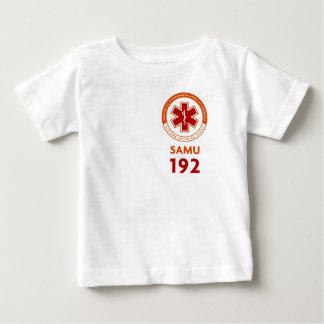 Camiseta infantil Socorrista SAMU 192