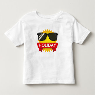 Camiseta Infantil Sol legal dos sunglass