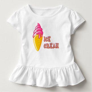 Camiseta Infantil Sorvete