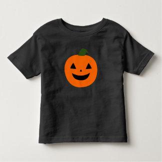 Camiseta Infantil T da abóbora do Dia das Bruxas
