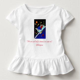 Camiseta Infantil T da criança