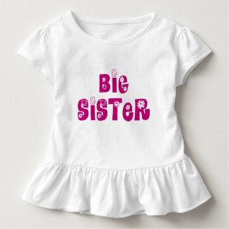 Camiseta Infantil T da irmã mais velha