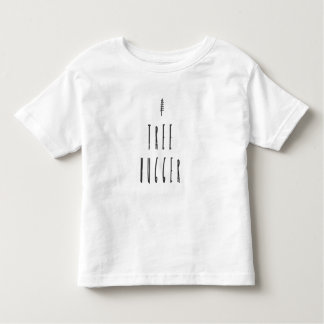 Camiseta Infantil T de Hugger da árvore
