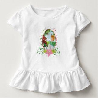Camiseta Infantil T do plissado da criança do rei e da rainha