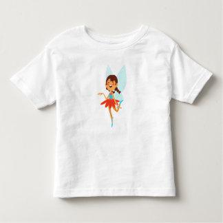 Camiseta Infantil T feericamente do amigo