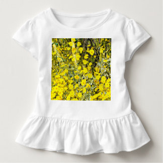 Camiseta Infantil T Ruffled criança no Wildflower