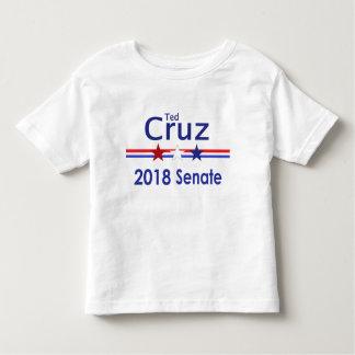 Camiseta Infantil T-shirt 2018 do Senado de Ted Cruz