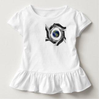 Camiseta Infantil T-shirt agradável do design da ilustração para o