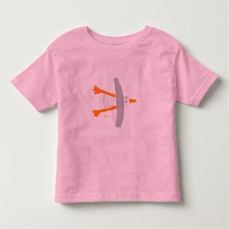 Camiseta Infantil T-shirt da arte: Gaivota clássica