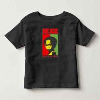Camiseta Infantil T-shirt da criança da criança de IRIE KIDZ®