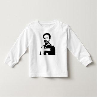 Camiseta Infantil T-shirt da criança de Selassie