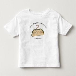 Camiseta Infantil T-shirt da criança de Tacocat