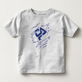 Camiseta Infantil T-shirt da criança do super-herói de CFHV