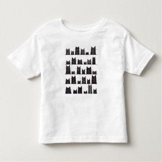 Camiseta Infantil T-shirt da criança dos encantos de boa sorte