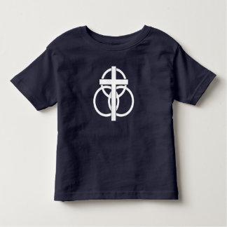 Camiseta Infantil T-shirt da criança: Logotipo moderno
