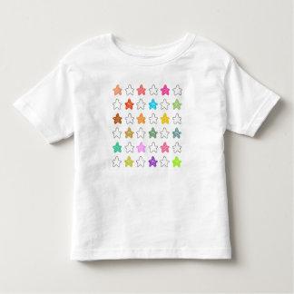 Camiseta Infantil T-shirt da estrela