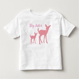 Camiseta Infantil T-shirt da irmã mais velha