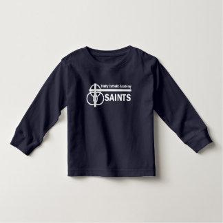 Camiseta Infantil T-shirt da Longo-luva da criança: Santos do TCA
