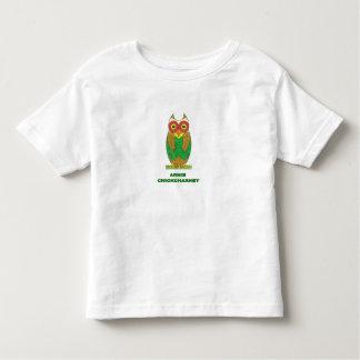 Camiseta Infantil T-shirt das crianças de Chickcharnie