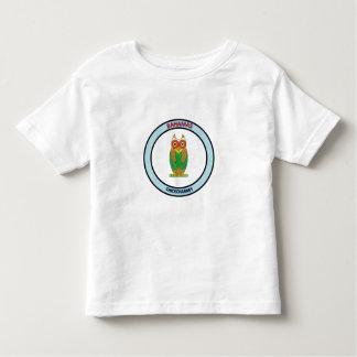 Camiseta Infantil T-shirt de Chickcharnie das crianças