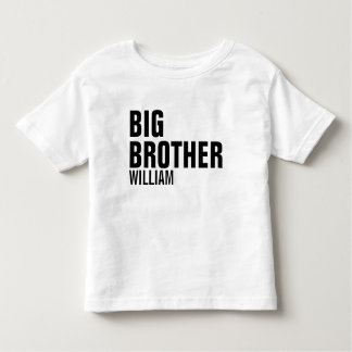 Camiseta Infantil T-shirt do costume do big brother