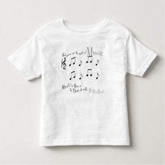 Camiseta Infantil T-shirt do jérsei da criança do presente