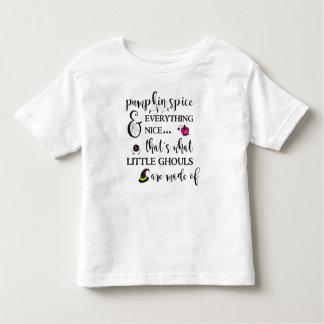 Camiseta Infantil T-shirt do jérsei da multa da criança da