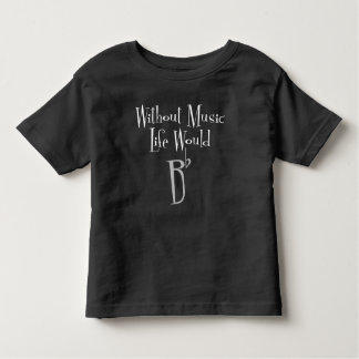 Camiseta Infantil T-shirt escuro do jérsei da criança lisa de B