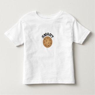 Camiseta Infantil T-shirt esperto do biscoito para miúdos
