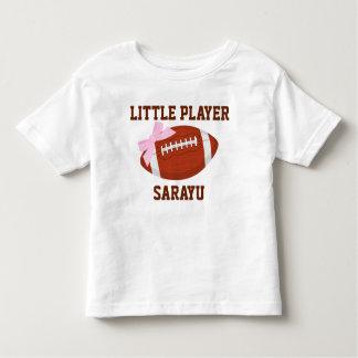 Camiseta Infantil T-shirt feito sob encomenda do jérsei da multa da