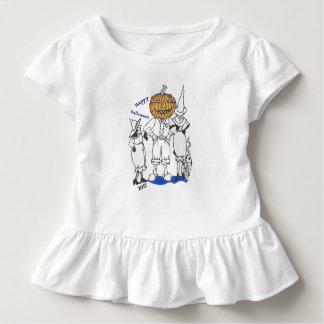 Camiseta Infantil T-shirt feliz do Dia das Bruxas!