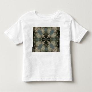 Camiseta Infantil T-shirt fino do jérsei da criança