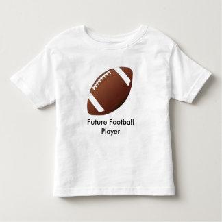 Camiseta Infantil T-shirt futuro do jogador de futebol