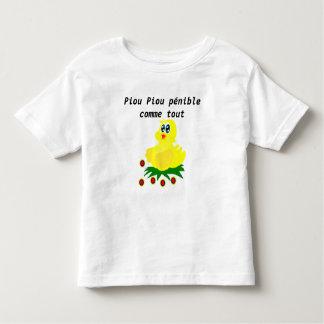 Camiseta Infantil t-shirt piou-piou