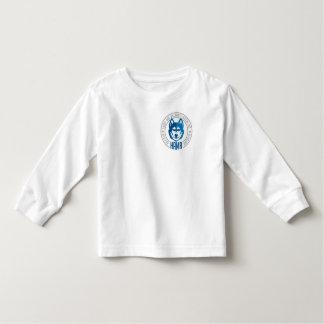 Camiseta Infantil T-shirt por muito tempo Sleeved da criança HAMR