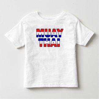 Camiseta Infantil Tailandês de Muay