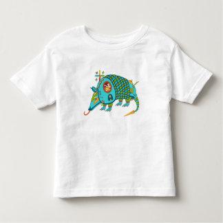 Camiseta Infantil Tatu, da coleção de AlphaPod