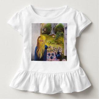 Camiseta Infantil Tea party