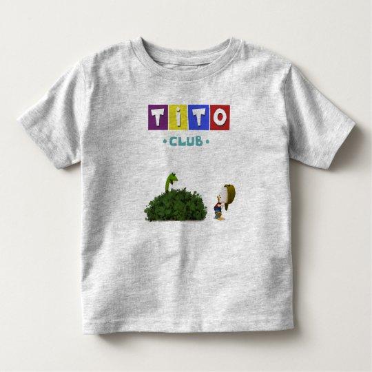 Camiseta Infantil - Tito Club