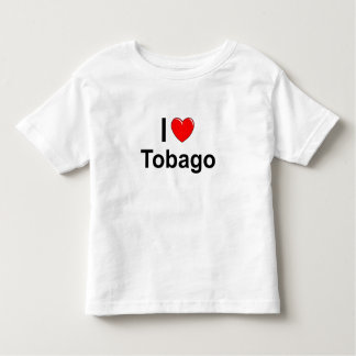 Camiseta Infantil Tobago