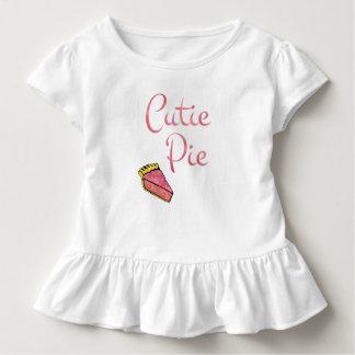 Camiseta Infantil Torta de Cutie