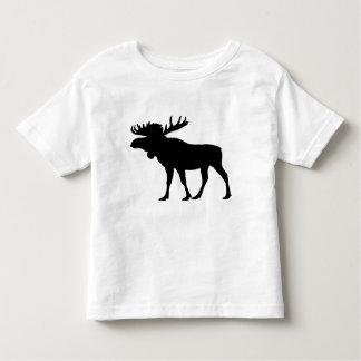 Camiseta Infantil touro dos alces