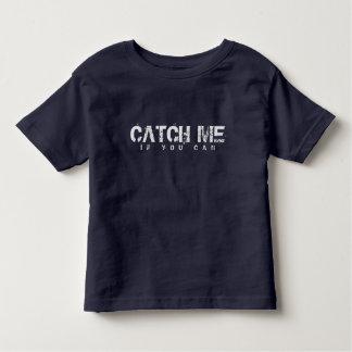 Camiseta Infantil TRAVE-ME SE VOCÊ PODE t-shirt dos miúdos