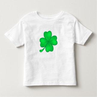 Camiseta Infantil Trevo De Quatro Folhas