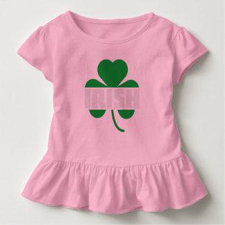 Camiseta Infantil Trevo irlandês Z2n9r do cloverleaf