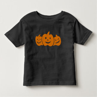 Camiseta Infantil Trio da abóbora