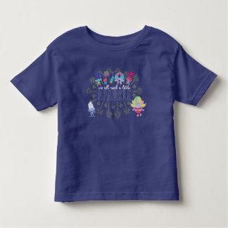 Camiseta Infantil Troll | os Sparkles do bloco do petisco