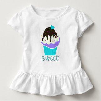 Camiseta Infantil Um cheio do copo da doçura